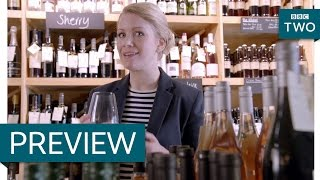 Wine tasting with Tasmin Chivers - Revolting: Episode 4 Preview - BBC Two - BBC