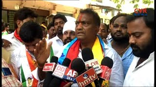 TDP Leader Kuna Venkatesh Goud Fire on KTR | Election Campaign in Sanathnagar | CVR News - CVRNEWSOFFICIAL