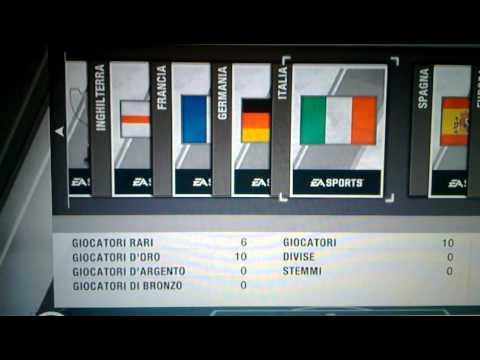 duplicazione fifa ultimate team 11
