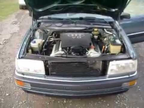 Video - 1991 V8 Quattro Raffle Car