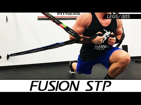 Fusion STP Legs & Abs At Home Workout