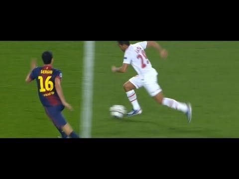 Lucas Moura - Skills Show 02 - PSG 2012/13 HD 720p