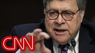 Barr questioned about Comey's handing of Clinton email investigation - CNN