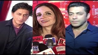 SRK, Salman At Susanne's Store Launch - HUNGAMA