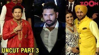 Isha Ambani & Anand Piramal Grand Wedding | Sachin Tendulkar, Yuvraj Singh, Harbhajan Singh & more - ZOOMDEKHO