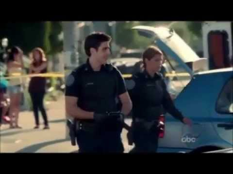 Rookie Blue: Sam and Andy- Stay