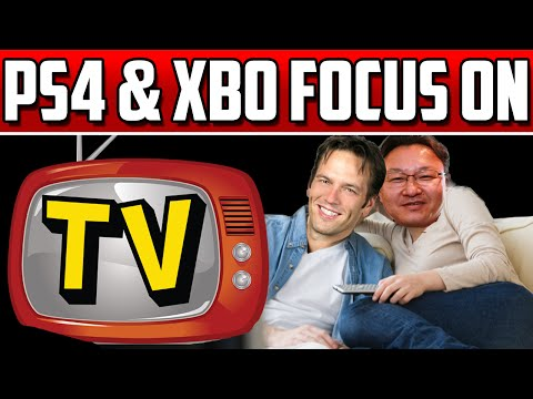 TV Pushed Again by PS4 & XBO ★ Xbox One TV DVR Feature ★ MS Wins Emmy
