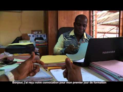 PROJET ONUDI DE FORMATION DES JEUNES DE CÔTE D'IVOIRE (BOUAKE)