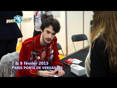 Clip Vidéo officiel Paris Manga 19