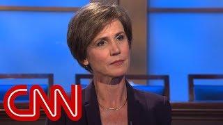 Yates: Trump has raised assault on rule of law - CNN