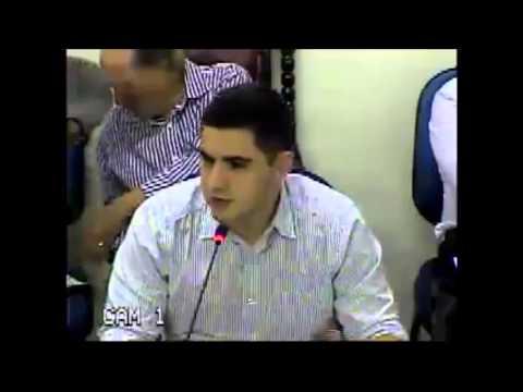 TV CÂMARA Vereador reivindica padronização das calçadas na João Antunes Rodrigues