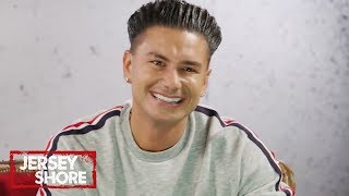 Jersey Shore Cast Reacts To Pauly D's OG Casting Tape | Jersey Shore: Family Vacation | MTV - MTV