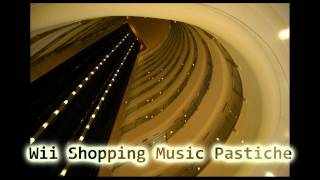 Royalty Free :Wii Shopping Pastiche