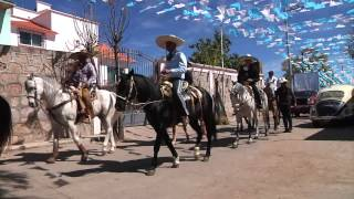 Fiestas patronales en Juanchorrey (Tepetongo, Zacatecas)