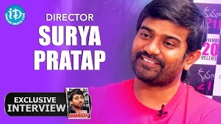 Kumari 21F Director Palnati Surya Pratap Exclusive Interview || Talking Movies with iDream # 42 - IDREAMMOVIES