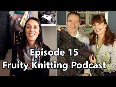 Episode 15 - Joji Locatelli and Sewing the Steeks