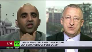 'Many fast & keep working' vs 'accidents increase': Debates on 'risks' of Ramadan - RUSSIATODAY