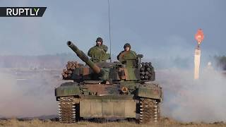 NATO holds Anakonda military drills in Poland - RUSSIATODAY
