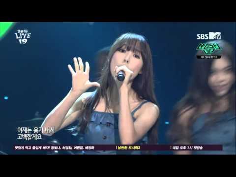 [151115] Gfriend @ Power FM Concert Live 19