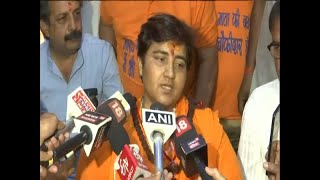 Did Sadhvi apologised under BJP's pressure? - ABPNEWSTV