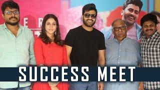 Radha Movie Success Meet Video | Sharwanand | Lavanya Tripathi | TFPC - TFPC