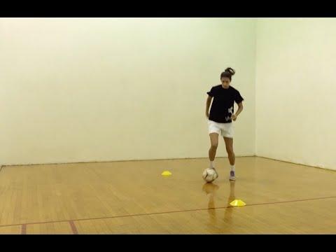 3 Soccer Training Ideas | Racquetball Court  | YFutbol