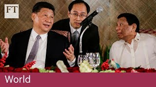 China, Philippines deepen ties in South China Sea - FINANCIALTIMESVIDEOS