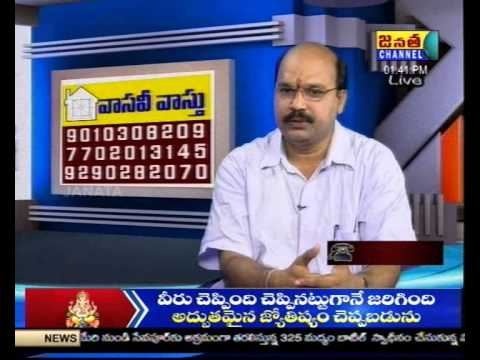 Vasavi Vaastu Live Program on 09-04-2014