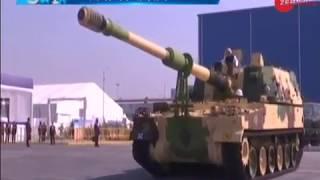 5W1H: Prime Minister Modi rides K-9 Vajra Self Propelled Howitzer - ZEENEWS