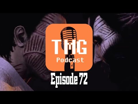 The TMG Podcast Episode 72: Happy XCOM Day - 03/01/2015