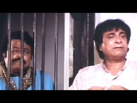 Baap Beta on the Run - Kader Khan Dialouge, Baap Numbri Beta Dus Numbri