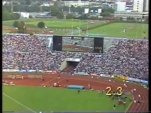 1986 European Athletic Championships 4x400 metres final