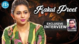 Sarainodu Movie || Rakul Preet Exclusive Full Interview || Talking Movies with iDream - IDREAMMOVIES