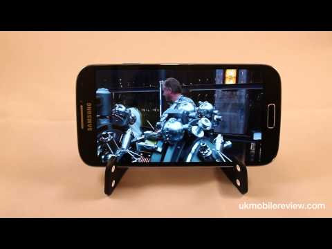 1080p Full HD Screen Battle Galaxy S4 - Avengers