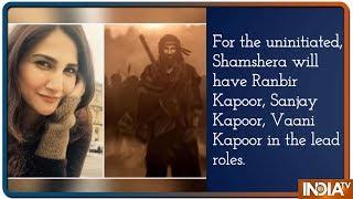 Ranbir Kapoor to have double role in Shamshera? - INDIATV