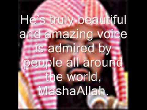 [Quran Recitation] Qari Sheikh Abdul Rahman Al Sudais - Surah_Al-Momin