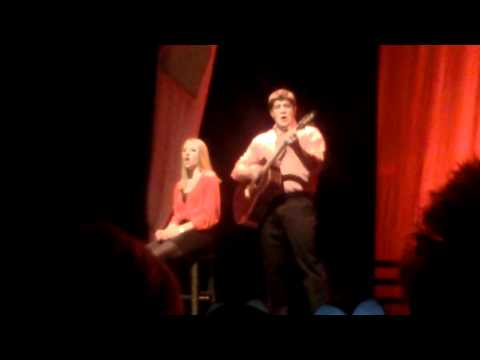 I Saw Red - Aimee Bentz-Pell and Stephen Azierski