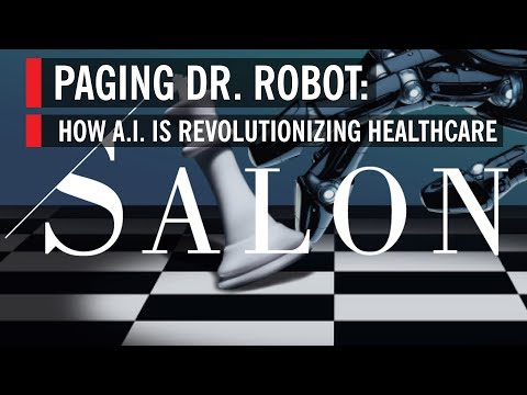 Paging Dr. Robot—How A.I. is Revolutionizing Healthcare