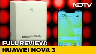 Huawei Nova 3 Review & BlackBerry Evolve First - NDTV
