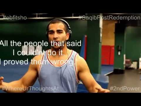 #ebfitsho - Saqib's Post Redemption