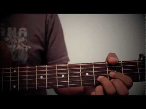 Nachaheko Hoina - The Edge Band (Guitar chords, How to play)