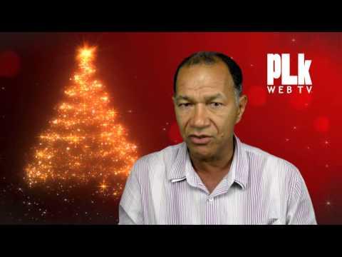 Mensagem de Natal: Vereador Novo da Banca