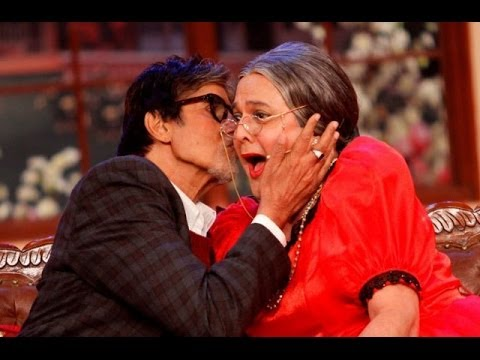 SPECIAL : Dadi aka Ali Asgar's VARIOUS LOOKS On Comedy Nights With Kapil!