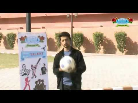 Football Freestyle Arsalan Shahid Talent Pakistan