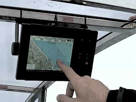 SPORT FISHING Simrad in Spain Touchscreen Evolution