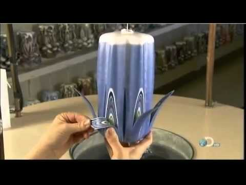How It's Made, Decorative Candles. -oQfeCrU-7LA