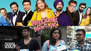 Public REVIEW | Welcome to New York | Karan, Sonakshi & Diljit - IANSINDIA
