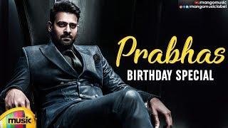 PRABHAS Birthday Special Video Songs | Prabhas Back 2 Back Video Songs | Telugu Hits | Mango Music - MANGOMUSIC