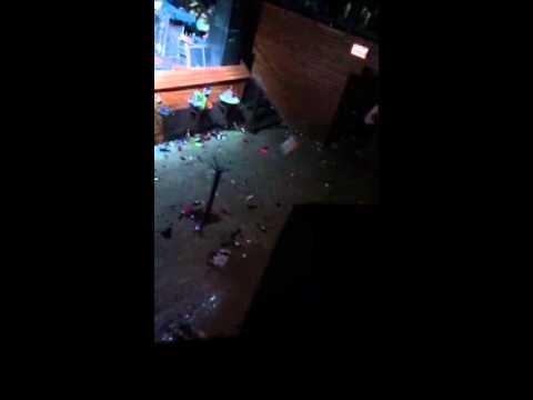 Briga em casa noturna da Capital deixa feridos