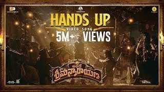 Athade Srimannarayana - Hands UP Video Song | Rakshit Shetty | Pushkar Films | B Ajaneesh Loknath - MANGOMUSIC